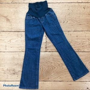 Duo Maternity Boot Cut Jeans